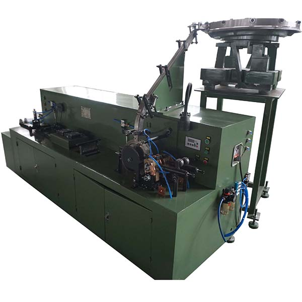 China supplied wire collated Coil Nail Making machine