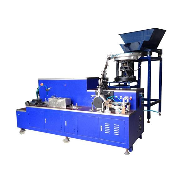 China Suppliers Coil Nail Collator Machine