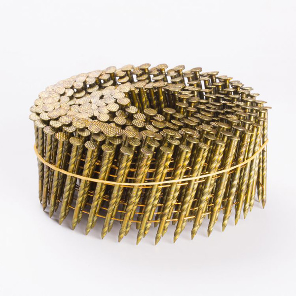Wire Collated Screw Nails