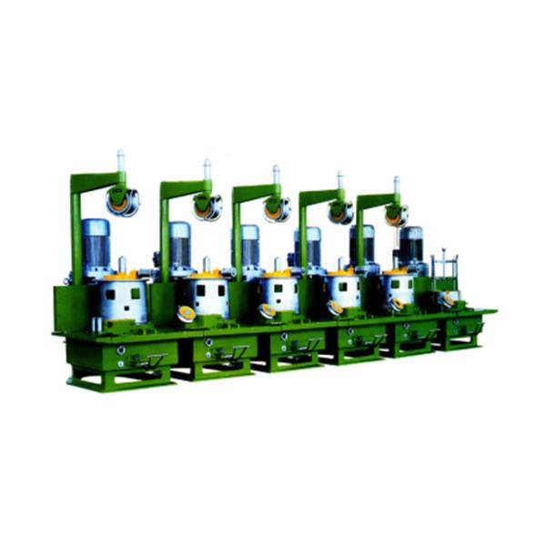 LW-1-6/560 pulley type wire drawing machine